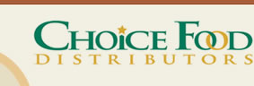 Choice Food is the right Choice for quality products & service